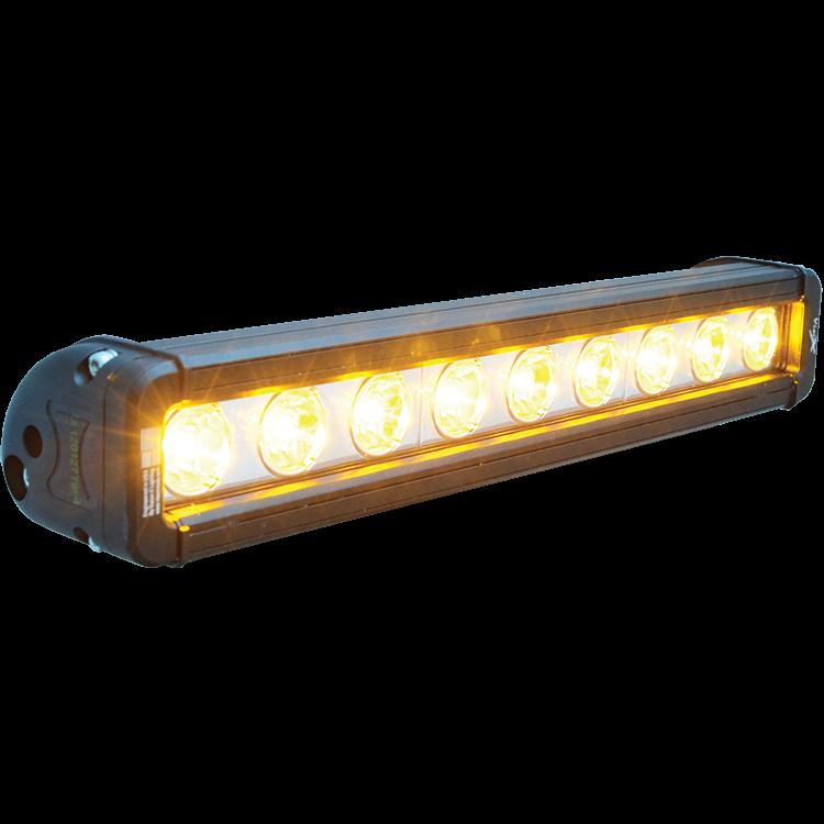 Led Shop Light Bar For Sale: Xmitter Lo Pro Amber LED Light Bar