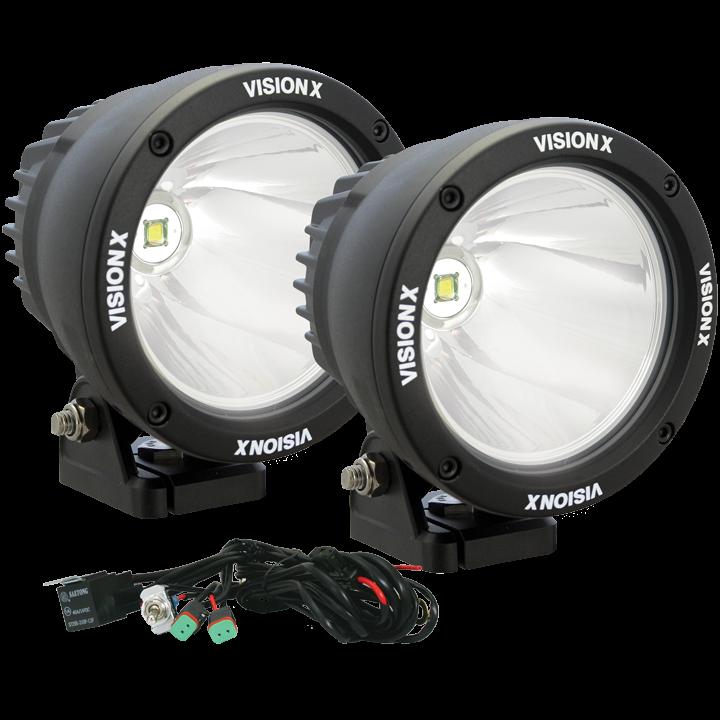 [DIAGRAM_4PO]  4.5″ Light Cannon – Vision X USA | Vision X Light Cannon Wiring Diagram |  | Vision X Lighting