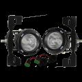 Jeep JK LED Fog Light Upgrade