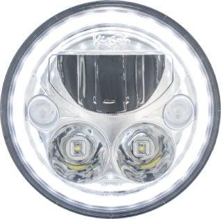 "7"" XMC Motorcycle LED Headlight"