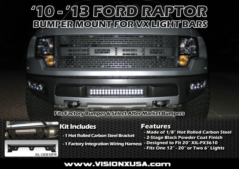 Take Your Raptor to the Next Level with the Addition of a