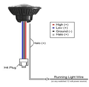 Halo Light Wiring Diagram | Wiring Diagram on