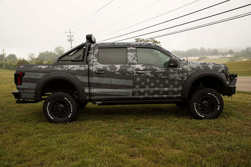 Freedom 1 Aam S Ford F150 Off Road Truck Vision X Usa