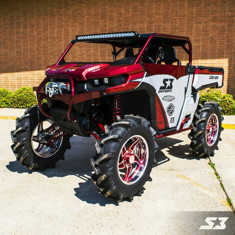 Low Blow – S3 Powersports Can-AM Defender – Vision X USA