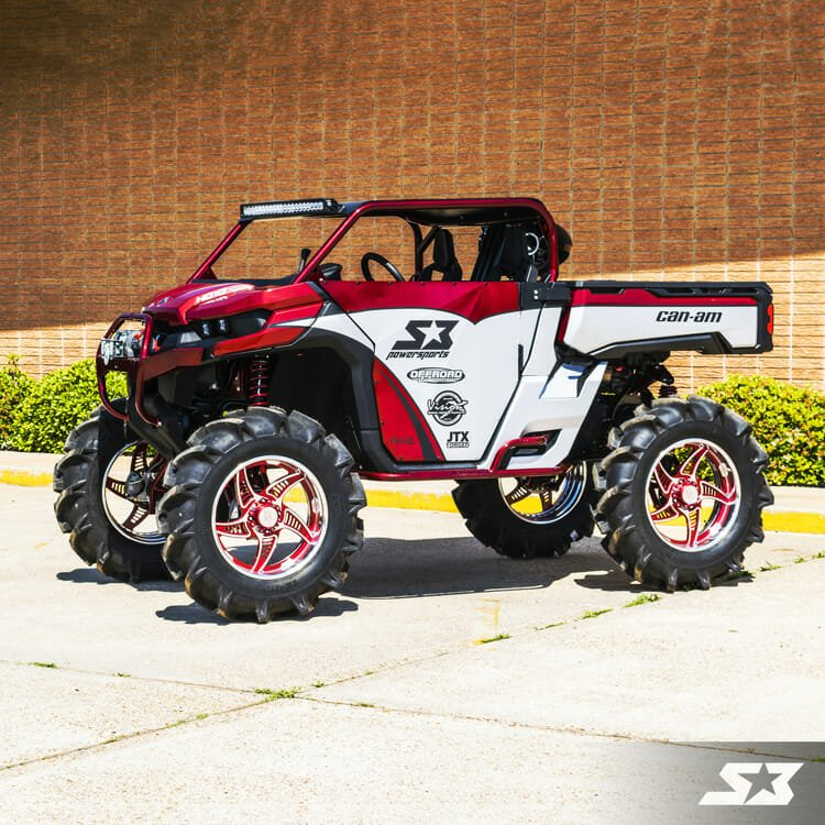 Low Blow S3 Powersports Can Am Defender Vision X Usa
