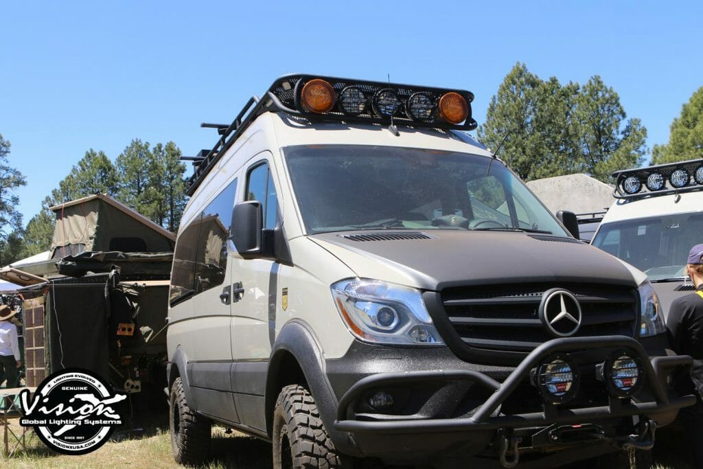 Going Off the Grid at Overland Expo – Vision X USA