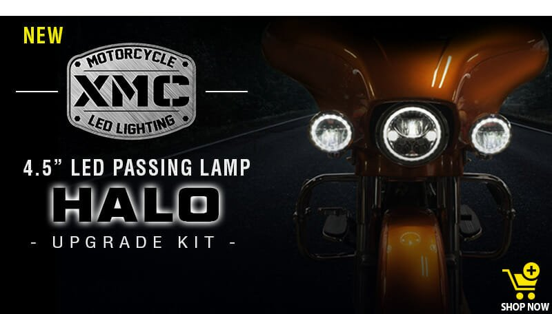 Vision X Releases All New Xmc Halo Ping Lamp Kit