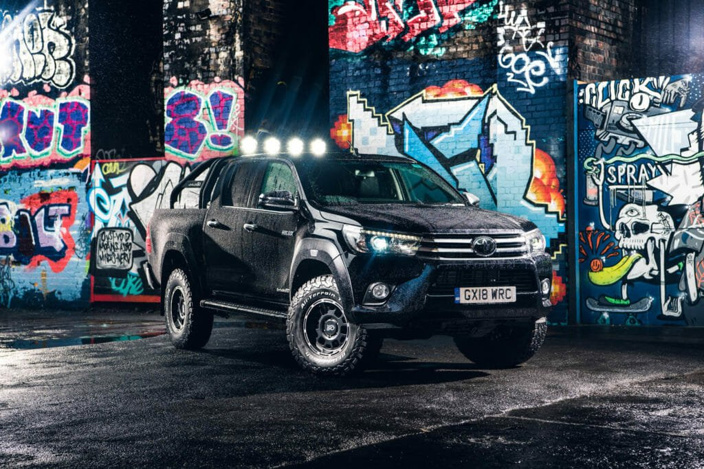 Toyota Hilux Invincible 50 Limited Edition